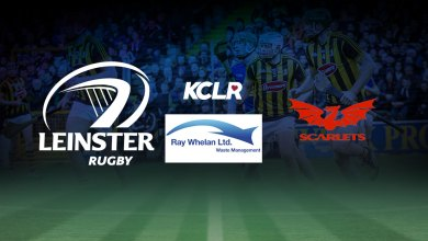 Leinster v Scarlets on KCLR