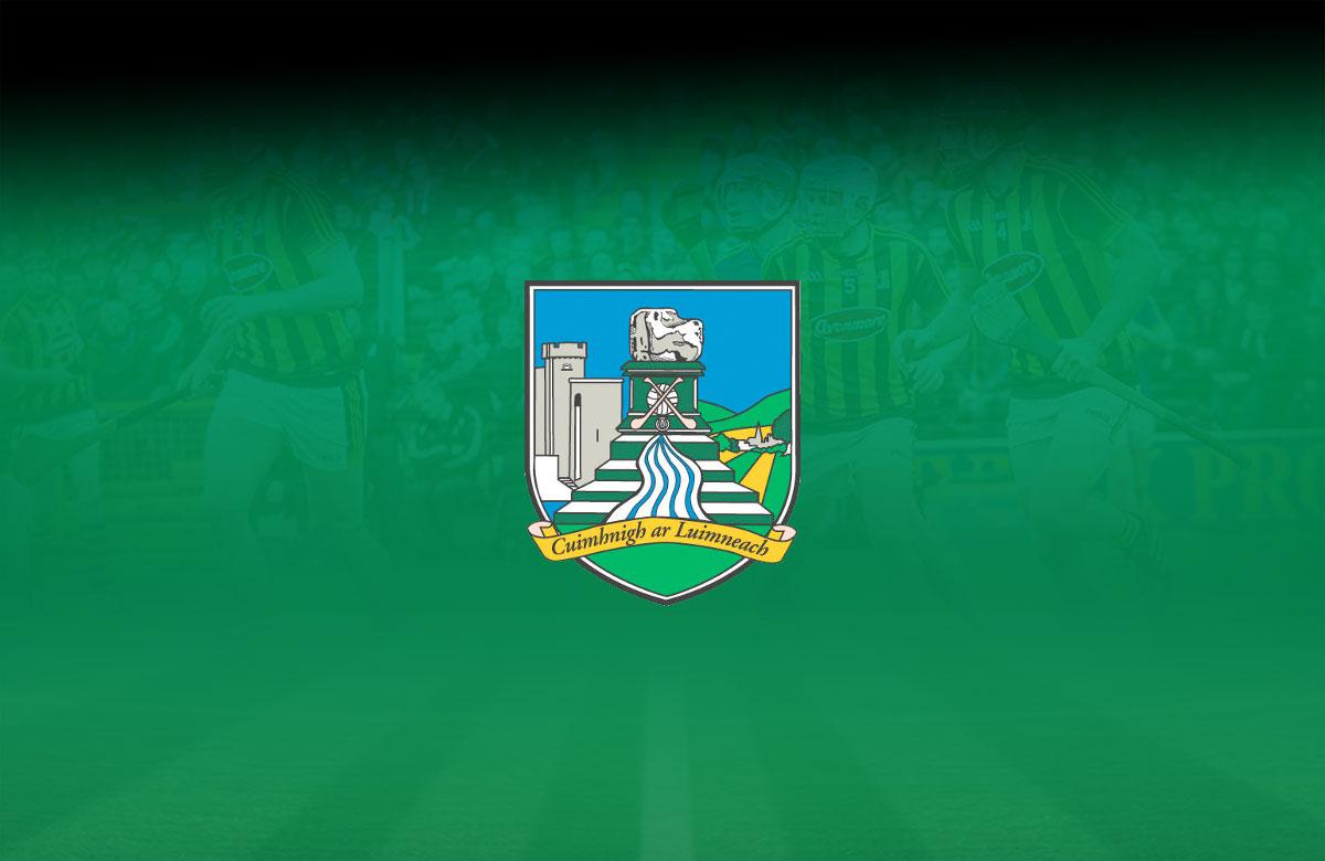 Limerick GAA Crest. File photo: KCLR