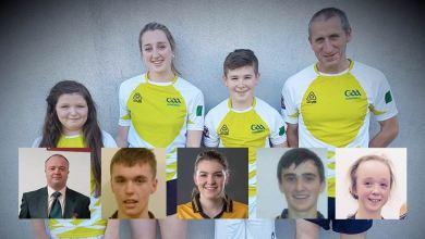 Kilkenny handballers. Photo: Kilkenny GAA Handball/Facebook