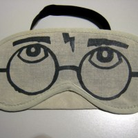 Harry Potter Sleep Mask