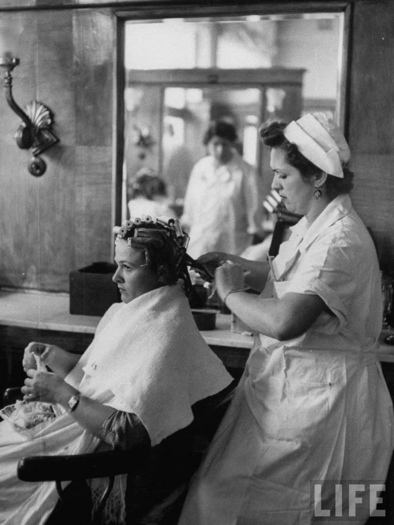 Old Photos Feeling Pretty In A Soviet Beauty Salon