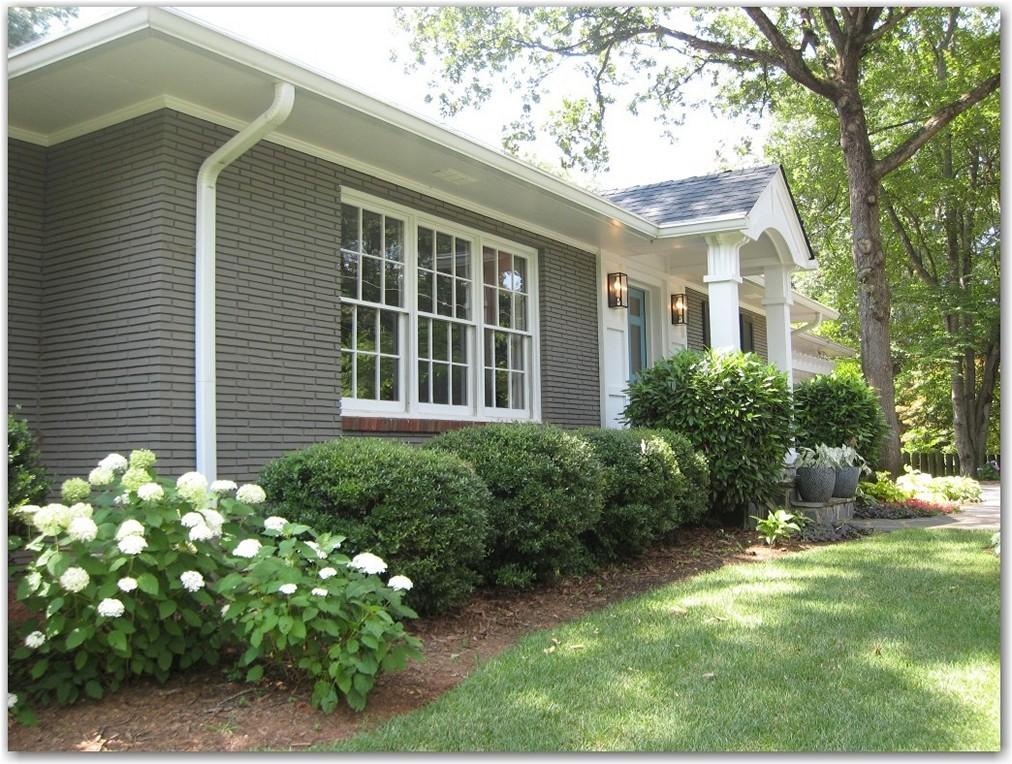 Painting Your Brick Or Stucco Home | Kansas City ... on Brick Painting Ideas  id=51818
