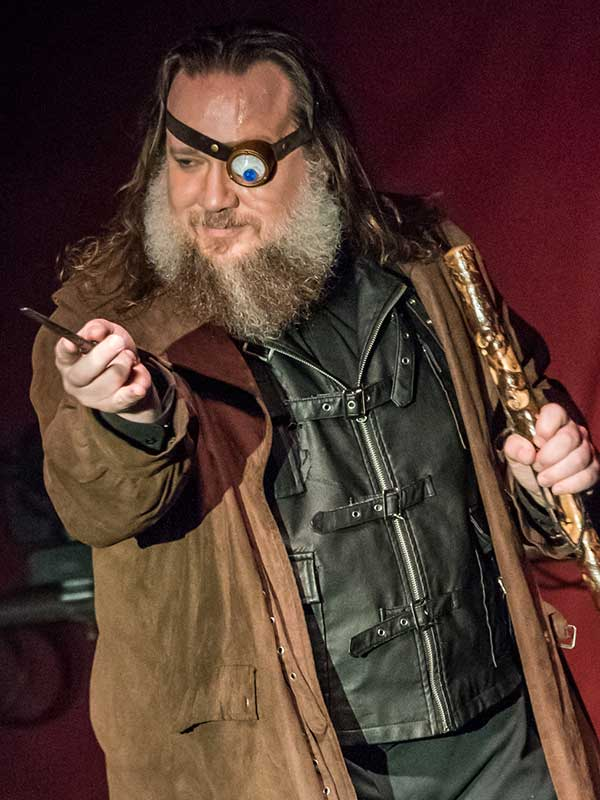 Fritz Krieg as Mad Eye Moody