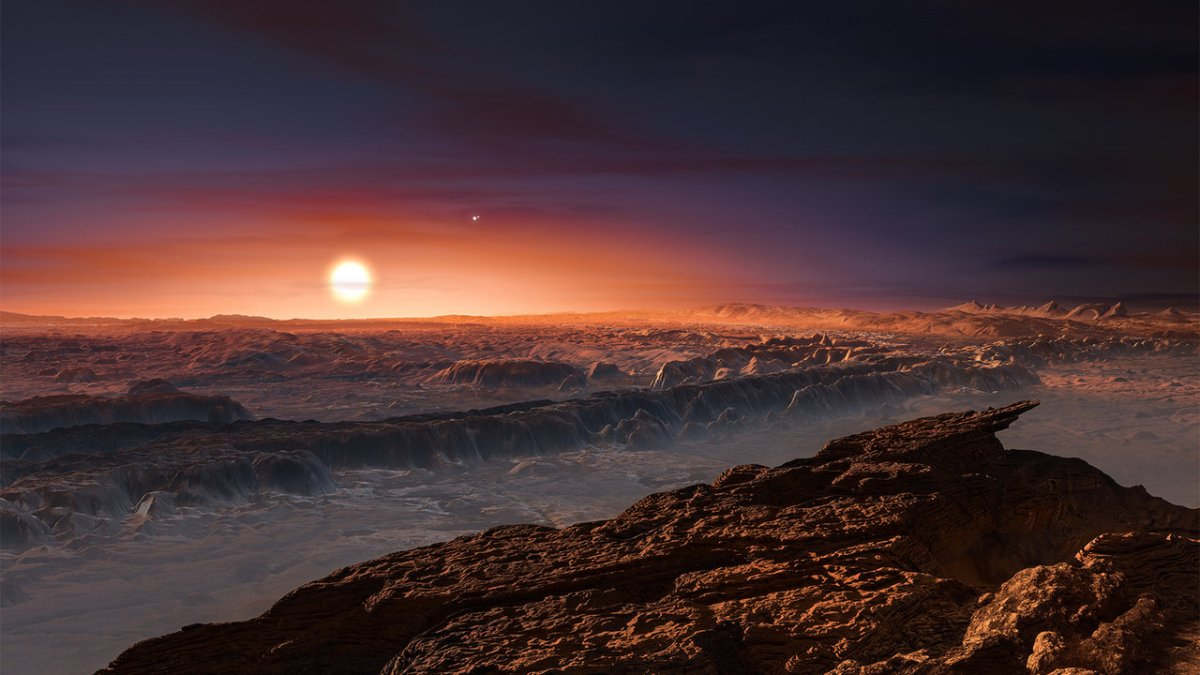 Our Solar System's Closest Planetary Neighbor | Spherical ...