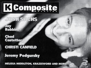 K Composite Magazine issue 3