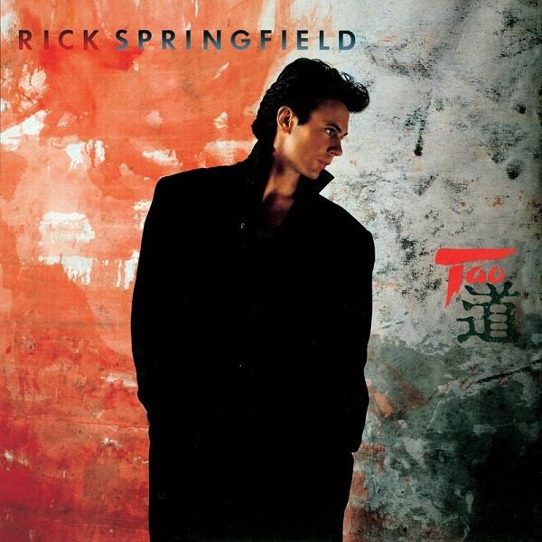 Rick Springfield Tao 1985