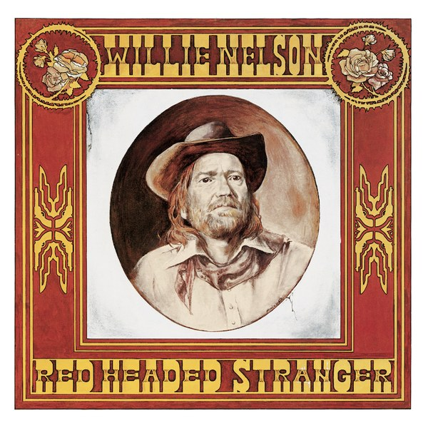 Willie Nelson Red Headed Stranger 1975