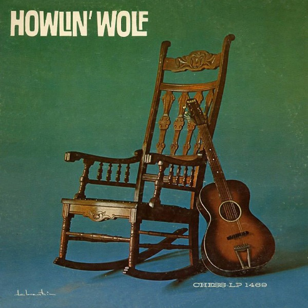 Howlin' Wolf 1962