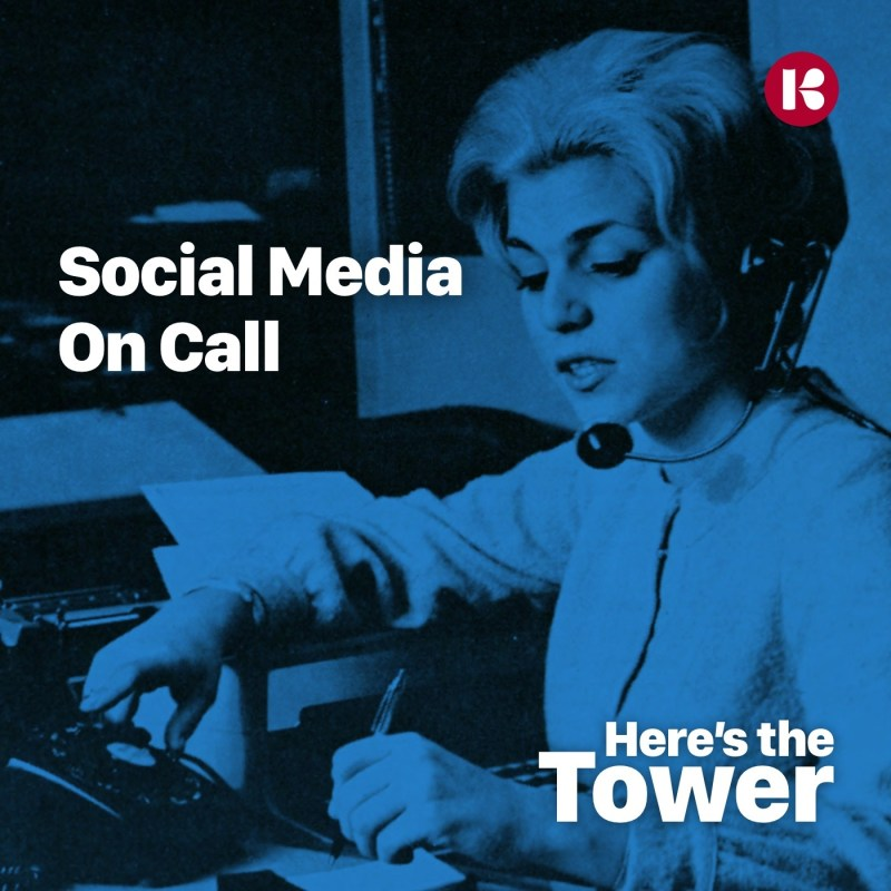 Here's the Tower Social Media Dial In Description Service