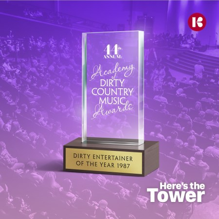 Academy of Dirty Country Music Awards . Here's the Tower - Scott Ritcher - podcast