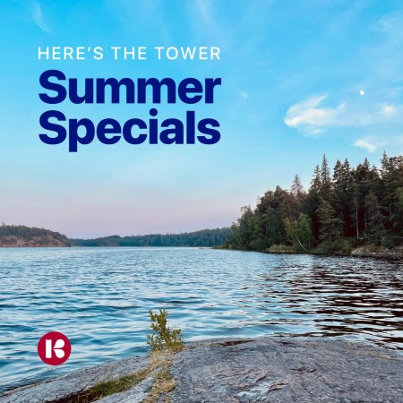 Here's the Tower podcast - Summer Specials