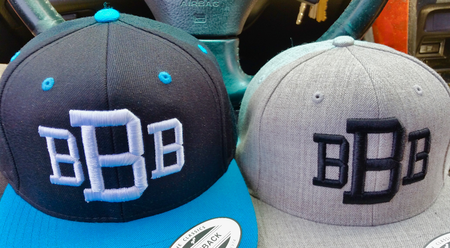 Custom Cap Embroidery, KC Printing + Promotions