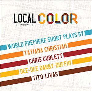 LOCAL COLOR @ Audio Stream at Plan-B Theatre | Salt Lake City | Utah | United States