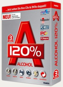 Alcohol 120% Full Version Crack