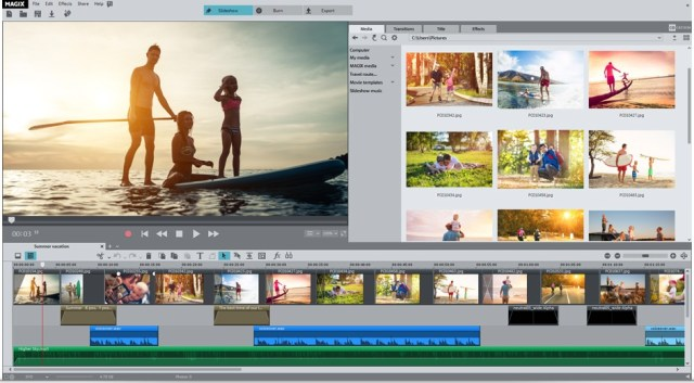 MAGIX Photostory 2017 Deluxe Crack Full Version