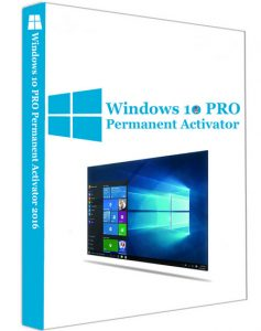 Windows 10 Pro Permanent Activator Ultimate 2018 Latest