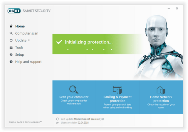 ESET Smart Security 10 License Keys