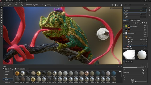 Substance Painter 2018 Full Version Crack