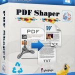 PDF Shaper Professional Full Version Crack Serial