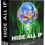 Hide ALL IP 2018 Full Crack
