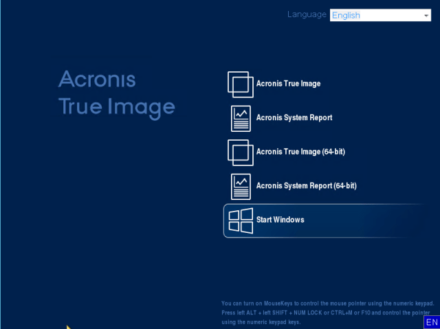 Acronis True Image Full Version Boot CD