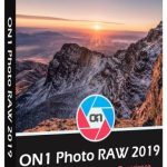 ON1 Photo RAW 2019 Crack Full Version