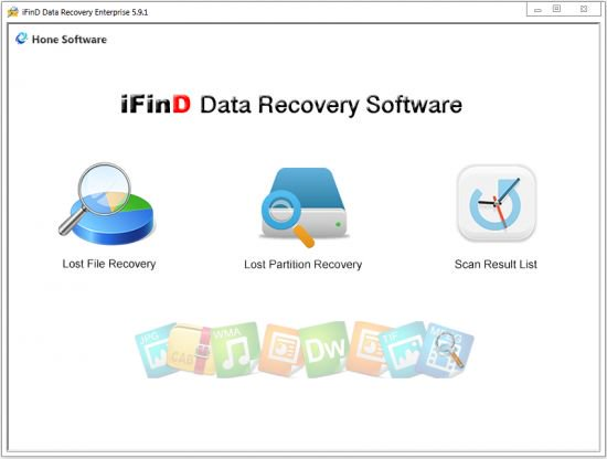 iFind Data Recovery Enterprise Crack Patch