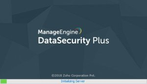 ManageEngine DataSecurity Plus Crack