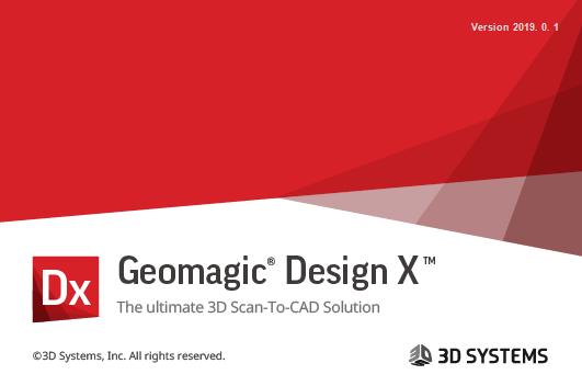3D Systems Geomagic Design X 2019 0 1 (x64) With Crack | kCrack