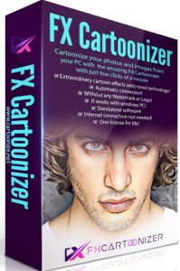 FX Cartoonizer Crack