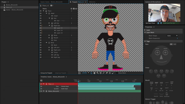 Adobe Character Animator Crack Patch