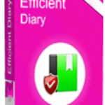Efficient Diary Pro Crack Key