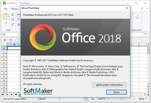 SoftMaker Office Professional crack Patch