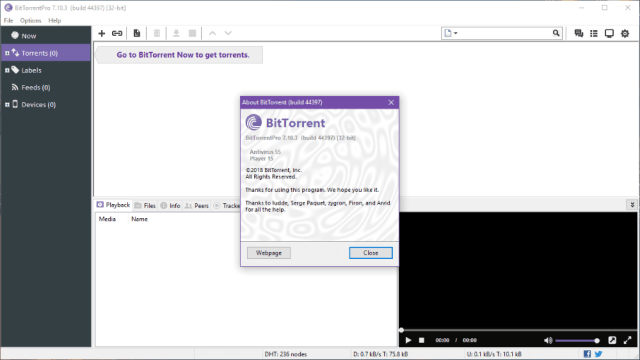 BitTorrent Pro crack patch