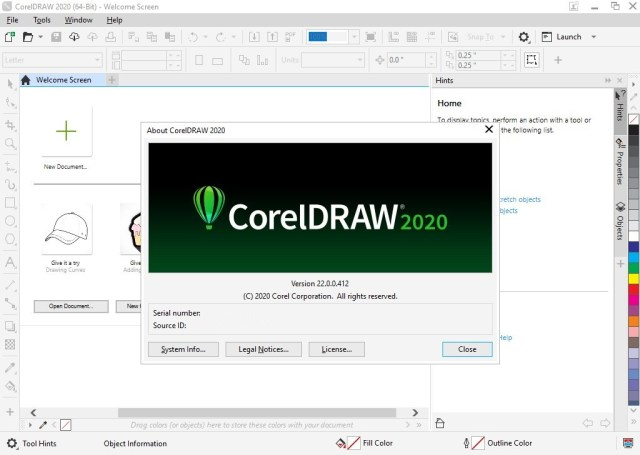 CorelDRAW Graphics Suite Crack Serial Key