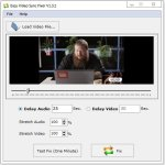 Easy Video Sync Fixer Crack Serial Key