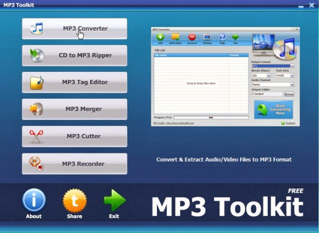 MP3 Toolkit crack patch