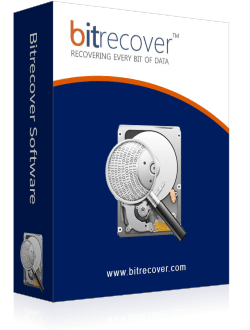 BitRecover Virtual Drive Recovery Wizard Crack