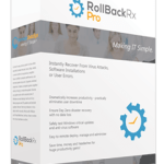 RollBack Rx™ Crack is an instant time machine for your PC. A Comprehensive Windows System Restore solution that empowers users and IT administrators to easily restore their PC's to any previous state within seconds! RollBack Rx offers a fresh approach to managing PCs. Any unforeseen incidents such as user errors, viruses or even botched software installations can be easily and absolutely reversed in a fast and efficient way. Now you can download the latest version of RollBack Rx Full from GetSoftwares website. RollBack Rx Professional 11 Full Version helps users to create a comprehensive snapshot of their PC without taking up too much disk space. Whenever something goes wrong, you can quickly select a previously created snapshot to restore the entire computer to its previous state. With RollBack Rx Professional 2020, you can easily restore files and folders from selected snapshots, or browse their contents to keep your documents safe. When choosing to recover various items from a snapshot, specify the file name, file type, or location. You can also rely on RollBack Rx Professional to automate the snapshot process according to a schedule you set. You can also restore your PC to an earlier state as planned to ensure your PC stays in good shape. Rollback Rx Pro Crack Key Features: Go back to any previous point in time within seconds. Go back minutes, hours, days, weeks, or even months to any previous snapshot. It does not affect computer performance, uses minimal system resources. Supports unlimited snapshots. It creates a complete system snapshot without having to restart the system. Reverse any system crash within seconds (even if Windows cannot startup). Back out of any failed program, OS updates, and botched updates. Recover from any malware or virus attack within seconds. Works with VMWare and Virtual Machines, both as a host or within the virtual machine as a client. Supports Multi-boot, Multi OS workstations. Lock snapshots to prevent deletion. Intuitive GUI based snapshot manager. Explore, browse and retrieve files and folders from any snapshot. Drag and drop them into your active system. Roll backward as well as forwards to any available system snapshot. It allows users to safely test any software. Fast, 100% complete uninstaller. Retrieve files from a crashed PC, even if Windows cannot boot. Access control – manage levels of multiple user and administrative privileges. Automatically schedule snapshots to be taken on a fixed schedule or upon execution of specific files (ie. setup.exe) as well as manually. 256 bit AES snapshot encryption. Prevent unauthorized data theft in case of a stolen laptop. Group Management and Enterprise Network Administration Control (FREE utility). Comes with Stealth Mode where you can hide the RollBack Rx tray icon and splash screen (seen during bootup) Change the startup hotkey for sub-console access (default is HOME). Built-in snapshot defragmenter which will optimize system resources and recover free space. Option to keep files and folders unchanged when you roll-back. Advanced setup configuration wizard for system administrators which will set deployment options and predefined RollBack Rx settings. Offers detailed program operation logging. Supports all industry-standard deployment options including silent installations and pre-installation configuration. Rollback Rx Pro Crack What's New In Rollback Rx Pro Crack? Updates: The official site does not provide any info about changes in this version. How To Crack, patch & activate MediaMonkey Gold Full Version for free? Download latest version from below links Install program & do not run Copy Crack And Replace To Install Directory Done! Enjoy MediaMonkey Gold Full Cracked ;-) Also Share It !!! VueScan Pro Crack What's New In Rollback Rx Pro 11.2.2705507224 (x64) Crack Download Links: Download Now