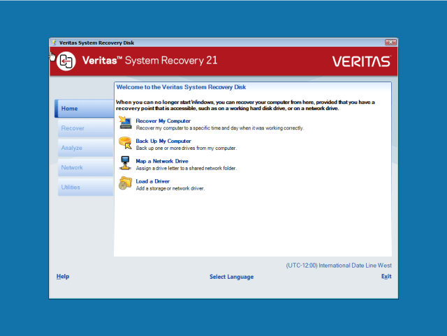 Veritas System Recovery Disk Crack Serial Key