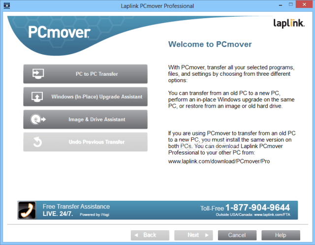 PCmover Professional Crack Serial Key