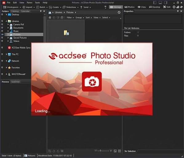 ACDSee Photo Studio Professional Crack Key