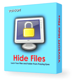 VovSoft Hide Files crack