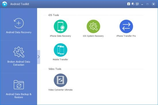 AnyMP4 Android Data Recovery Free Download