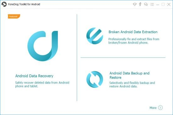 FoneDog Toolkit for Android Serial Key