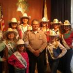 2017 Miss Rodeo Kern County Rodeo Royalty