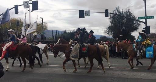2017 Pasadena Rose Parade