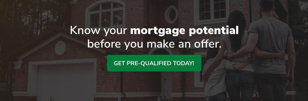 mortgage pre-qualification