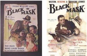 Black Mask Magazine Covers