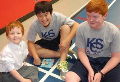 Grade 8 – Primary Buddy Program